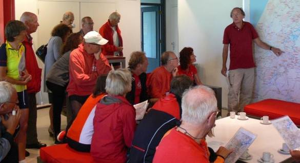 Marathonroeien - Briefing